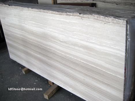 ホワイトウッド大理石スラブ240upx100upx1.2cm